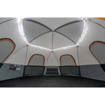 Camping Tent 9 Person Outdoor Camp Picnic Travel Trip Family Cabin Spher... - $179.99