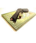 Christian Bale Equilibrium Grammaton Cleric Replica Blaster Used in Movi... - $499.00