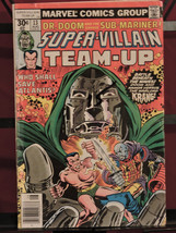Super-Villain Team-Up #13 (Aug 1977, Marvel) - $2.95