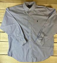 Men's Polo Ralph Lauren Blake LOng Sleeve Button Down Shirt Size Large - $19.31