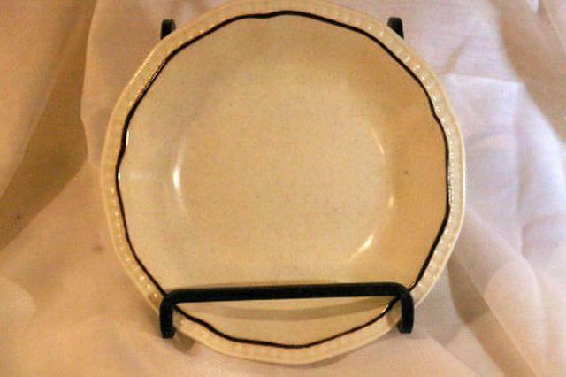 Primary image for Staffordshire Kensington Ironstone Berry Fruit Sauce Bowl 6 1/2""