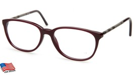 NEW BURBERRY B2112 3265 Eggplant EYEGLASSES FRAME B 2112 52-16-140mm Italy - $113.84