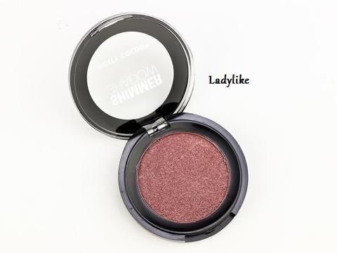 Travel Size City Color Shimmer Eye shadow