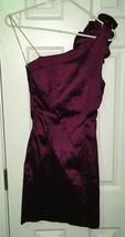 Forever 21 Purple One Shoulder Mini Dress Size S/P - $10.00