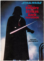 Star Wars Vintage Scholastic Book, The Empire Strikes Back Storybook - $24.99