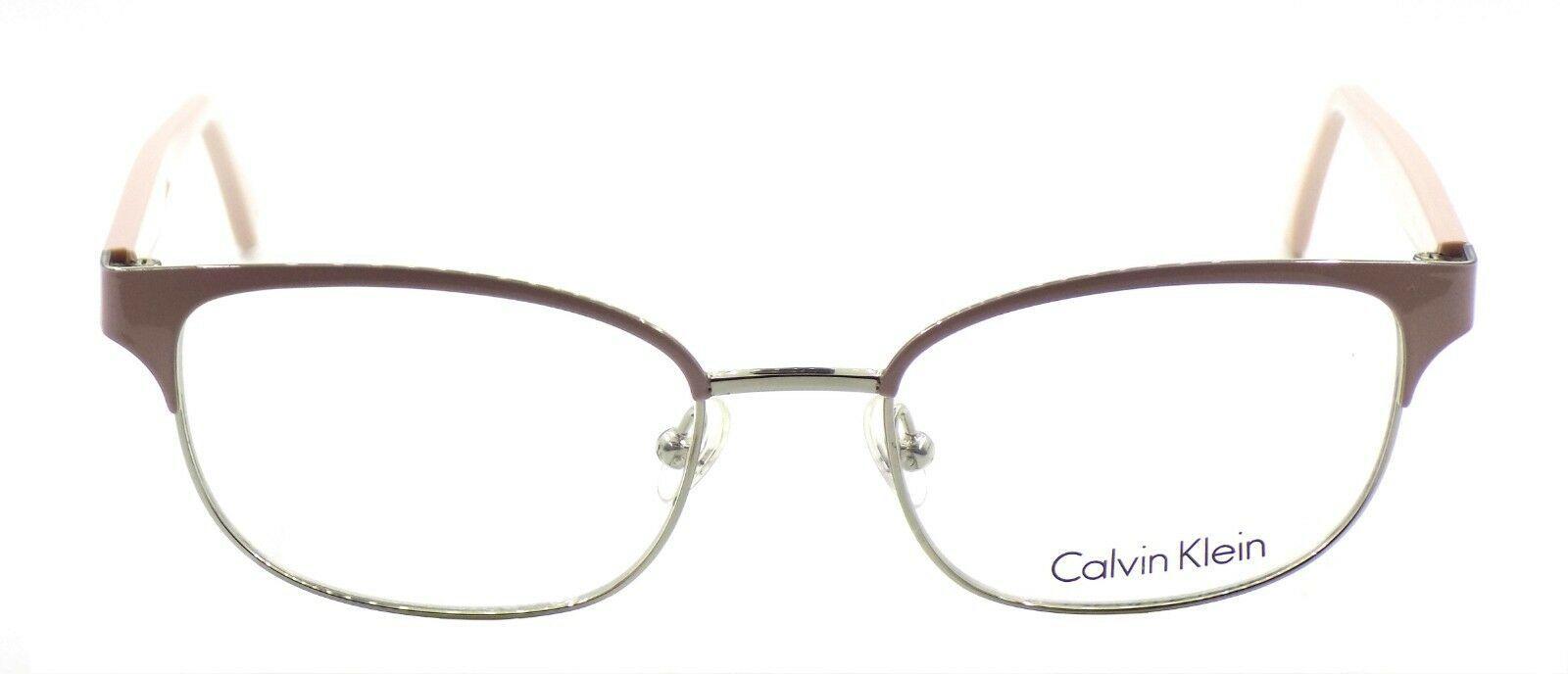 Calvin Klein CK5445 608 Women's Eyeglasses Frames Cosmetic Pink 51-18-135 + CASE
