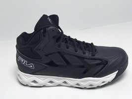 Men's Fila Torranado Black | White Fashion Basketball Shoes  - $69.00