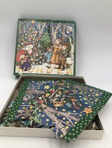 Mary Engelbreit The Wonder of Christmas 1992 Vintage Springbok Puzzle Co... - $19.00