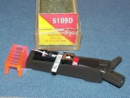 EV 5109D PHONOGRAPH RECORD PLAYER CARTRIDGE STYLUS for Motorola 59C63784-A01 image 1