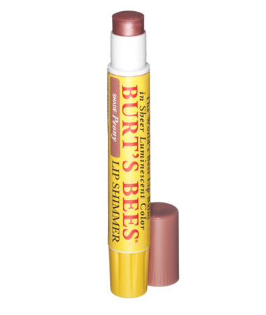 Burts bees lip shimmer in peony 11