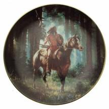 Hamilton Collection Sun Seeker Mystic Warriors Chuck Ren Native American - $38.39