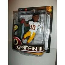 Robert Griffin III RG3 BIG HEAD VARIANT /3000 - McFarlane NFL series 32 ... - $21.80