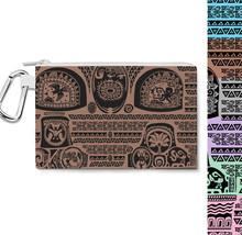 Maui Tattoos Inspired Disney Moana Canvas Zip Pouch - $15.99+