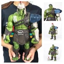 "35cm Big Size Hulk 14"" Action Figure Avengers Thor Ragnarok Hands Moveable Toy - $44.55"