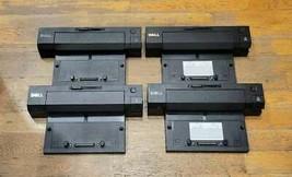 Lot of 4 DELL Latitude E-Series Docking Station PR02X K09A 0PKDG E-Port ... - $27.72