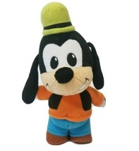 "Mattel Disney Plush Stuffed Talking Giggling 11"" Baby Goofy Animated 2009 - $17.42"