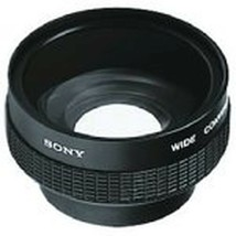 Sony VCLR0752 Wide Angle Lens in Original Box - $21.29
