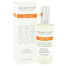 Demeter Tiger Lily by Demeter 4 oz Cologne Spray for Women - $28.70