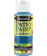 DecoArt Patio Paint 2oz-Larkspur Blue - $8.22