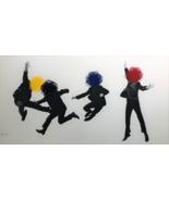 J. Barrios Giclée Boys Band Painting - $1,500.00+