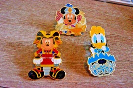 Disney 2017 TDS Tokyo Disney Sea Game Prize Mickey Mouse Donald Lot #6 - $6.92
