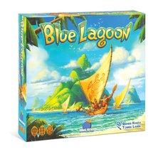 BLUE ORANGE Games Blue Lagoon Strategy Board Game - $29.44
