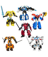 Transformers Robots in Disguise Warriors Action Figures (8) Wave 3, 6+ H... - $118.79