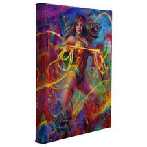 Wonder Woman Themyscira's Champion 14 x 11 Gallery Wrap by Blend Cota - $79.00
