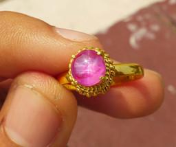 High Quality Unheated Untreated Burmese Beautiful Transparent Star Ruby ... - $474.99