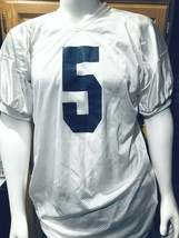 Champro Adult White Size Medium Football Mesh Jersey - NEW with Tag - $14.84