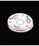 Royal Worcester DUNROBIN Saucers(2) Pattern #Z1918 - $14.00