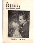 """Playbill - Vintage May 21,1951"""" South Pacific"""" - $6.00"""