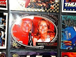 NASCAR Trading Cards - Michael Waltrip AA19-NC8074 image 8