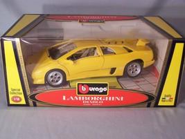 Lamborghini Diablo 1:18 scale diecast Burago Bburago Special Collection - $42.37