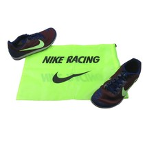 NIke Zoom Rival D 10 Track & Field Spikes Womens Size 8.5 Bordeaux 90756... - $44.50
