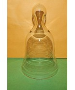 Cloche Bell Domed Glass Cover for Display Terrarium Plant Food Ball Hand... - $14.80