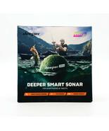 Deeper Chirp Smart Sonar Castable GPS Wi-fi Wireless Fish Finder - DP3H1... - $215.94