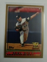 TOPPS 1997 CARD#185 MIKE HOLTZ - $0.99