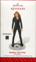 "2014 Hallmark Keepsake Christmas Tree Ornament of Beatrice ""Tris"" Divergent - $1.48"