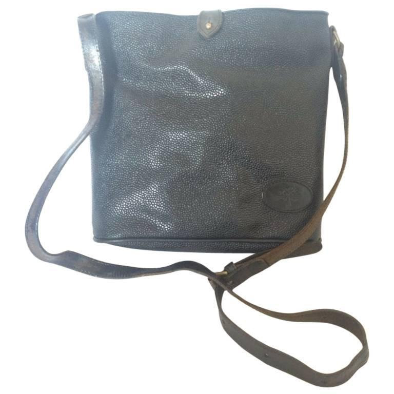 53ebbe12b48 Il fullxfull.1142740554 hgc5. Il fullxfull.1142740554 hgc5. Previous. Vintage  Mulberry hobo bucket black scotchgrain hobo shoulder bag with leather st