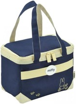 Thermos soft cooler bag 5L Miffy navy REA-005B NVY JAPAN - $37.00