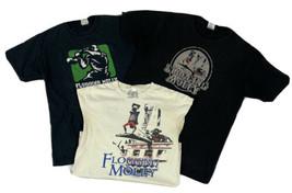 Flogging Molly Men's T-Shirt Lot Various Sizes Punk Band Tees 3pcs - $29.69