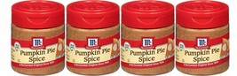 4 Pack McCormick Pumpkin Pie Spice 1.12 oz - $20.56