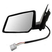 GM / Outlook Left Driver Power Text Black w/ Heat, Manual Fold - $56.95