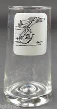 "Vintage B.C. Comics Thor And The Wheel 12 Ounce Glass 5.25"" Tall Collect... - $9.99"