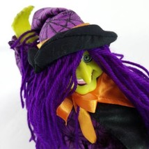 "Coynes & Company 14"" Animated Witch R.I.P. - $49.49"