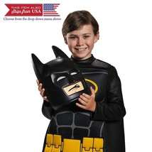 Batman LEGO Movie Prestige Costume, Black, Medium (7-8) - $54.51