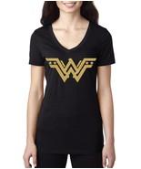 wonder woman T Shirt, Superheroes shirt, short Sleeve sparkle glitter te... - $19.79+