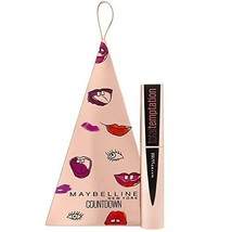 Maybelline Total Temptation Washable Mascara, Very Black, Countdown Edit... - $7.33