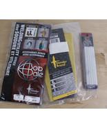 Bob Dale Leather Welder Forearm Sleeves Size Medium & KT Soap Stone Markers - $16.65